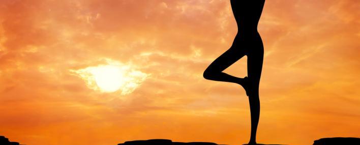 Избавляет ли йога от лишнего веса?