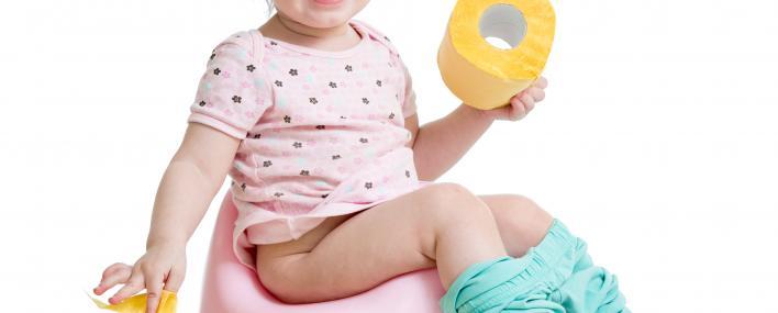 Как приучить ребенка к унитазу? Советы детского психолога.