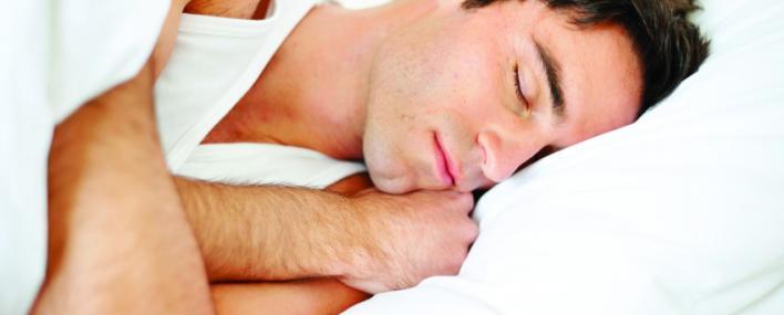 Рецепт здорового сна для настоящих мужчин