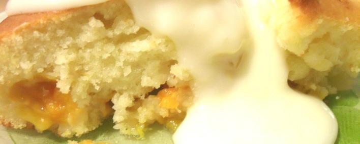 Рецепт недели: фруктовый пирог с кремом