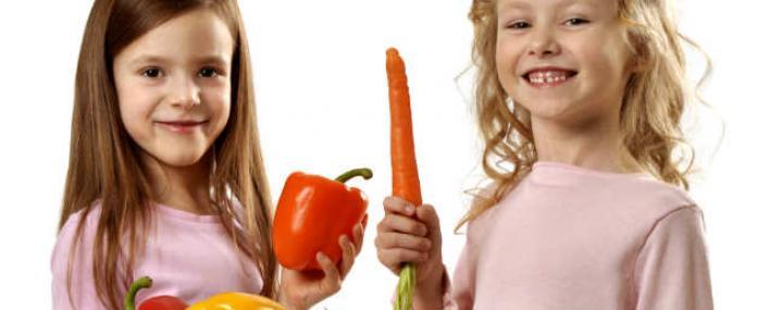 Насколько вегетарианство полезно для детей?