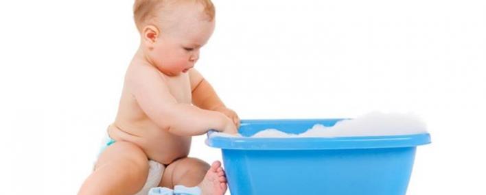 Закаливание или как сохранить здоровье ребенка.